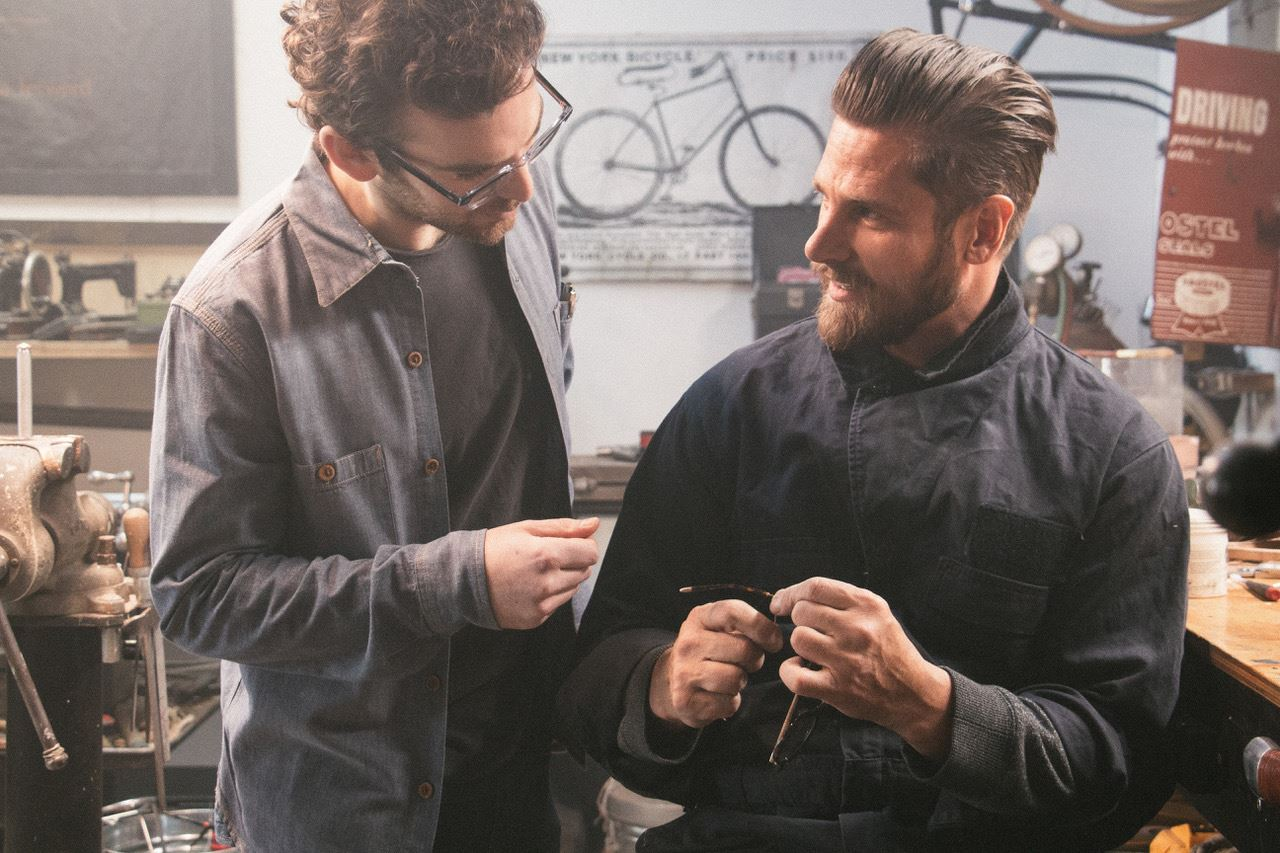MOSCOT x Ascari Bicycles Collaboration